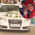 Ô tô - Xe máy - Xế 'khủng' nào đi đám cưới Hà Tăng?