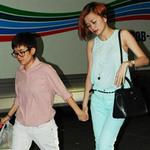 Ca nhạc - MTV - Phương Uyên nắm tay Bảo Trang rời The Voice
