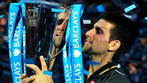 Djokovic nhận số tiền thưởng khổng lồ - 1