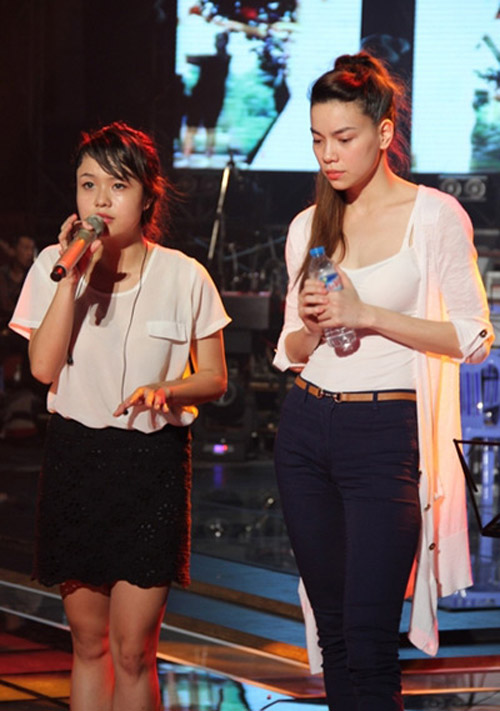 Thái Trinh: Hà Hồ là người có tâm! - 2