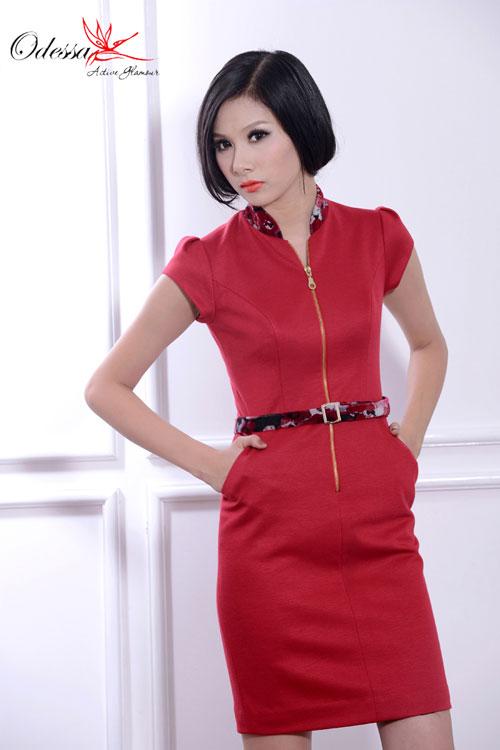 Quyến rũ với thời trang công sở Odessa - 15