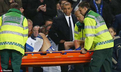 Terry nghỉ 2 tuần, Di Matteo thở phào - 3