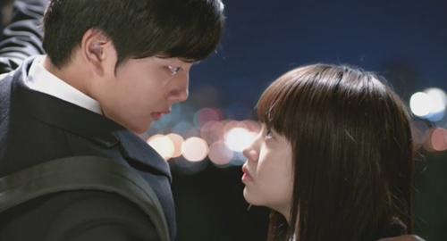 Cảnh hôn nóng rực màn ảnh Hàn - 5