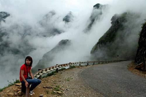 Mây trắng trên đỉnh Hà Giang - 1