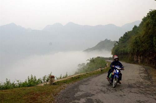 Mây trắng trên đỉnh Hà Giang - 3