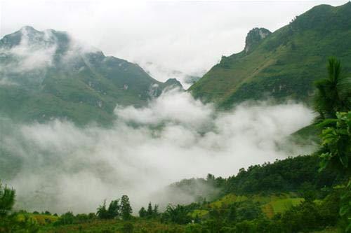 Mây trắng trên đỉnh Hà Giang - 4