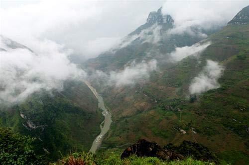 Mây trắng trên đỉnh Hà Giang - 5