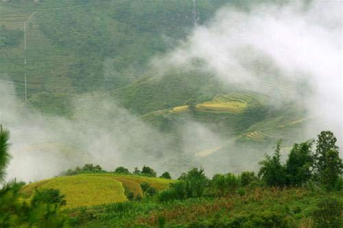 Mây trắng trên đỉnh Hà Giang - 7