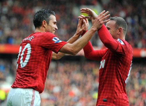 Rooney, Persie chấn thương: Nguy rồi MU - 1