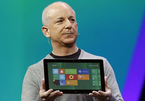 Steven Sinofsky chính thức rời Microsoft - 1