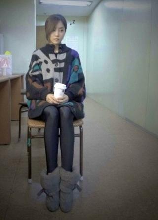 Học cách phối đồ như cô nàng Hyomin - 12