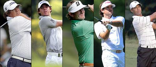 Tay golf của năm: Đặt cửa cho McIlroy - 1