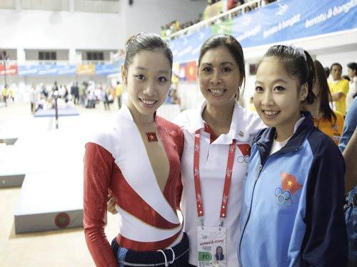 Hà Thanh giành HCV TDDC châu Á - 1
