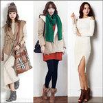Thời trang - Mặc sành điệu với layer mùa này