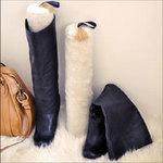 Thời trang - Làm ruột bảo quản bốt mùa đông!