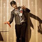 Thời trang - Trương Nam Thành trổ tài làm ảo thuật