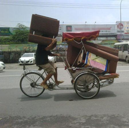 Những hình ảnh chỉ có ở Việt Nam (137), Cười 24H, chi co o viet nam, tranh vui, anh vui, tranh hai, anh hai, bao, cuoi 24h