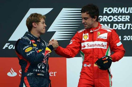 """Vettel: """"Tôi và Alonso đều xứng đáng vô địch"""" - 1"""