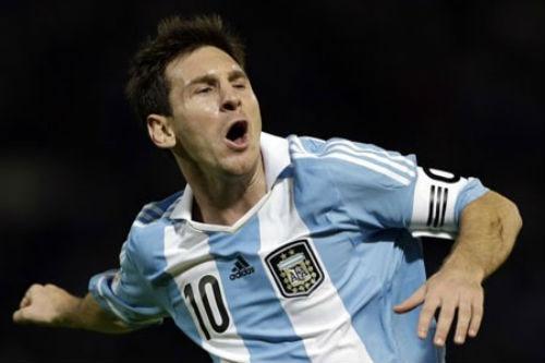 """""""Thách đố"""" Messi ghi 13 bàn ở World Cup? - 2"""