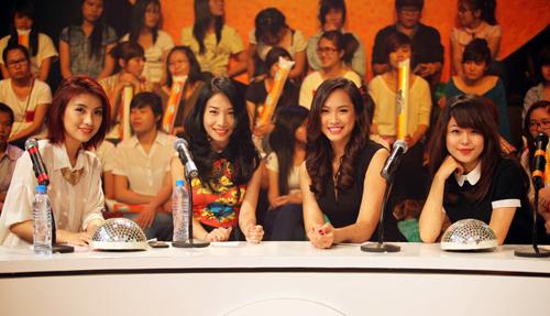 Thái Trinh tái hợp thí sinh The Voice - 2