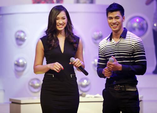 Thái Trinh tái hợp thí sinh The Voice - 12