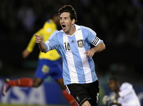 Saudi Arabia – Argentina: Tâm điểm Messi – Rijkaard - 2