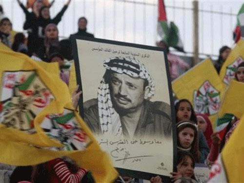 Palestine khai quật mộ cố tổng thống Arafat - 2