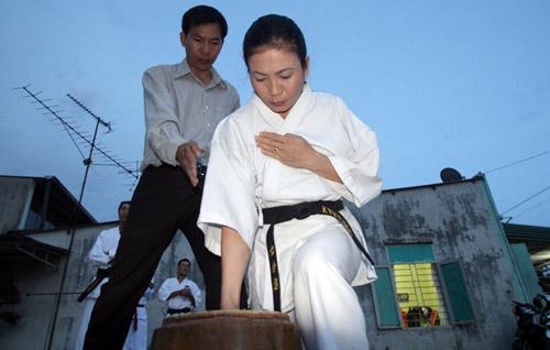 Những nông dân karatedo ở Lâm Đồng - 2