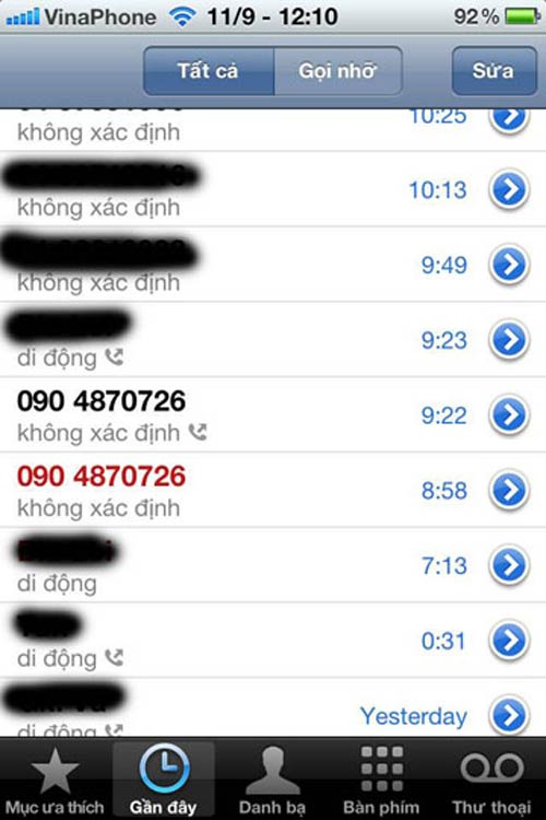 Thêm chiêu lừa tiền qua cuộc gọi nhỡ tại Việt Nam - 3