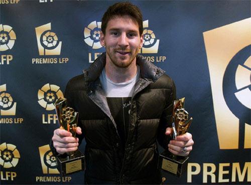 Messi  lại thắng Ronaldo: Xứng đáng - 1