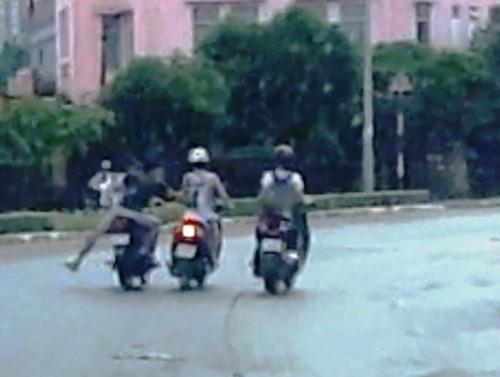 Cướp ở cầu Sài Gòn: Bắt thủ phạm còn lại - 4