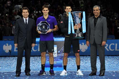 Federer muốn tennis thay đổi - 1