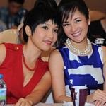 Ngôi sao điện ảnh - Mỹ Linh, Hồng Nhung so giọng nhạc Trịnh