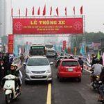 Tin tức trong ngày - Hà Nội thông xe cầu vượt nhẹ thứ 3