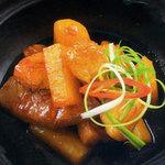 Ẩm thực - Làm thịt kho củ cải ngon tuyệt