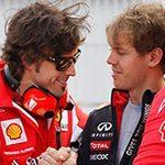 """Thể thao - Vettel: """"Tôi và Alonso đều xứng đáng vô địch"""""""