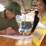 Tin tức Việt Nam - Đề xuất trả lương hưu qua bưu điện