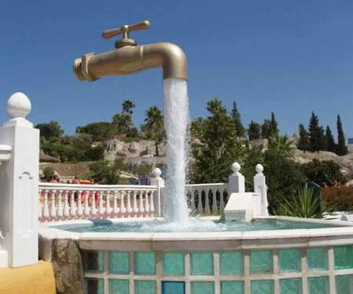 10 đài phun nước lạ kỳ trên thế giới - 15