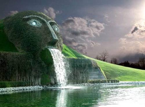 10 đài phun nước lạ kỳ trên thế giới - 3