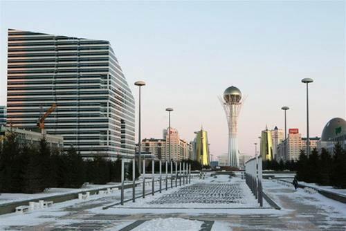 Khám phá 10 thủ đô lạnh nhất thế giới - 1