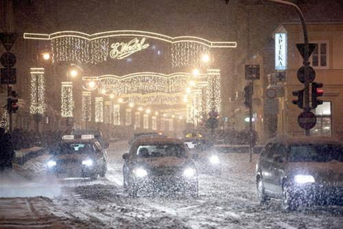Khám phá 10 thủ đô lạnh nhất thế giới - 10