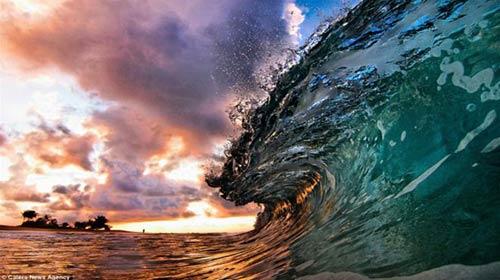 Vẻ đẹp bất ngờ của sóng biển - 3