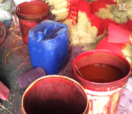 Ớn lạnh công nghệ sản xuất hương đậu tàn, Tin tức trong ngày, huong dau tan, tam huong tam hoa chat, xa quang phu cau, huyen ung hoa, axit phot pho ric, H3PO4, tin nhanh, tin nong, vn