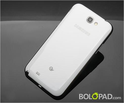 Lộ Galaxy Note 2 hai SIM giá khủng - 2