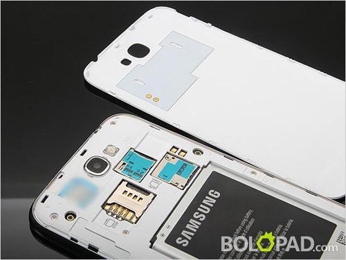 Lộ Galaxy Note 2 hai SIM giá khủng - 3