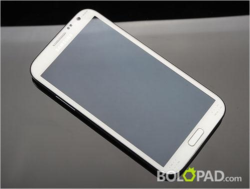 Lộ Galaxy Note 2 hai SIM giá khủng - 1