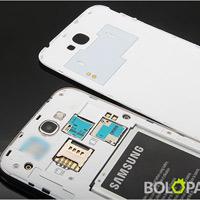 Lộ Galaxy Note 2 hai SIM giá khủng