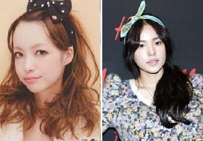 Tự làm bờm tóc để xinh như sao Hàn - 2
