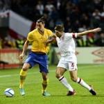 Bóng đá - Thụy Điển – Anh: Siêu trận đấu của Ibra