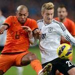 Bóng đá - Hà Lan - Đức: Cố gắng bất thành